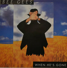 "BEE GEES - WHEN HE`S GONE Single 7"" (I865)"