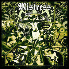 "Mistress ""In Disgust We Trust"" CD - NEW!"