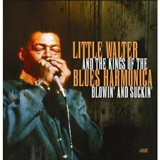 Little Walter &The Kings Of - Little Walter & The Kin (2013, CD NIEUW)4 DISC SET