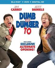 DUMB AND DUMBER TO****BLU-RAY****REGION FREE****NEW & SEALED