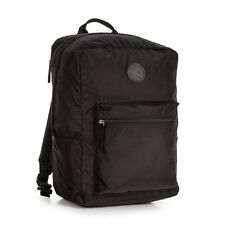 CONVERSE HORIZONTAL ZIP BACKPACK BLACK  410943 018 SCHOOL BAG  RRP £32