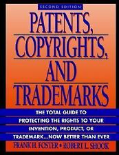 Patents, Copyrights, & Trademarks-ExLibrary