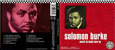 SOLOMON BURKE - MUSIC TO MAKE LOVE BY   CD  1998  UNIVERSAL  DIGIPACK