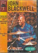DVD - John Blackwell - Schlagzeug Technique grooving and Showmanship hl00320349