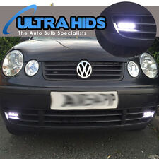 VW volkswagen COB LED Daytime Running Lights DRL 12v 3 LED 9CM