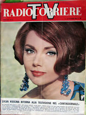 1965/42 Radiocorriere TV-SYLVA KOSCINA
