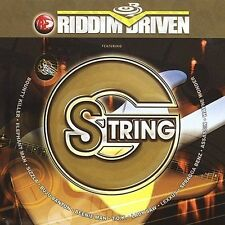 Riddim Driven G String (CD) Bounty Killer, Beenie Man, Sizzla, Buju Banton, TOK