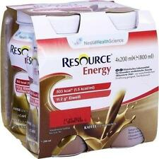 Resource Energy Coffee 4x200 ML