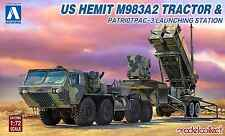Model Collect 1/72 UA72080 US Hemtt M983A4 Tractor & Patriot PAC-3