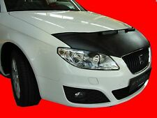 SEAT EXEO 2008-  CUSTOM CAR HOOD BRA NOSE FRONT END MASK
