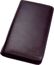 Schutztasche für Casio Grafikrechner - PERFEKT & EDEL - Kunstleder schwarz