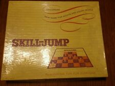 SKILL JUMP Game RARE Vintage G. LUCK COMPANY LOS ANGELES 1960
