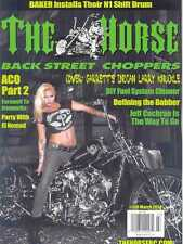 THE HORSE BACKSTREET CHOPPERS No138 March 2014 (NEW)
