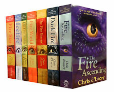 The Last Dragon Chronicles 7 Books Set Collection By Chris d'Lacey