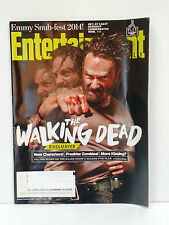EW Entertainment Weekly The WALKING DEAD collectors Sept 5, 2014 ANDREW LINCOLN