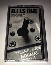"DJ LS One Tape Kingz ""Brooknam"" 90s NYC Hip Hop Mixtape Cassette Tape 1997"