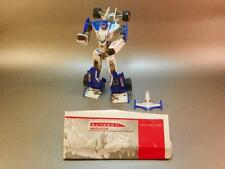TRANSFORMERS Classic Universe RID Deluxe Class MIRAGE Figure Complete w/ Manual