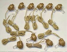 10 LOT - HIGH IMPEDANCE crystal & transistor radio earphones - electronics parts