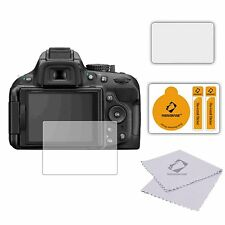 3 x Ultra Clear LCD Screen Guard Protector Film for Nikon D5200