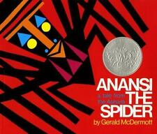 Anansi the Spider: A Tale from the Ashanti (An Owlet Book)