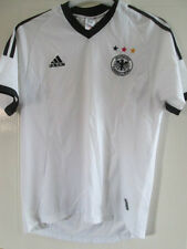Germany Home 2002 WC Final Football Shirt Size Extra Large /39959