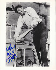 RICHARD KIEL hand signed 8x10 autographed photo photograph ] JAMES BOND  JAWS