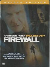 DVD - Firewall - (Steelbook Deluxe Edition + Soundtrack) / #2053