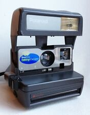 Vintage Polaroid 600 One Step Talking Instant Film Camera [WORKS]