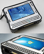 MILITARY INDUSTRIAL TABLET PC PAD STOSSSICHERES NOTEBOOK TOUGHBOOK CF-U1 SSD TOP