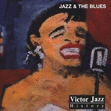 Jazz & The Blues Victor Jazz History Alberta Hunter Henry Allen Helen Humes