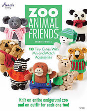 Zoo Animal Friends: 10 Tiny Cuties with Mix and Match Accessories by Michele...