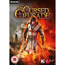 The Cursed Crusade ( PC GAME ) NEW SEALED PC-DVD