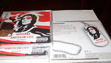 MADONNA American Life The Remixes 6 Tracks ) Cd Single ..... New