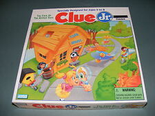 1995 Clue Jr. The Case of the Hidden Toys
