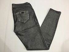 """NWOT GUESS stretchy,super skinny ,silver jeans Sz.28/30.5"""""""