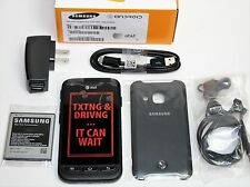 Samsung Galaxy Rugby Pro SGH-I547 8GB Black (Unlocked) AT&T Smartphone New other