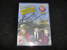 DANGERS OF THE CANADIAN MOUNTED CLIFFHANGER SERIAL 12 CHAPTERS 2 DVDS       S