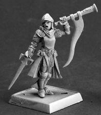 KIRIN HERETIC - PATHFINDER REAPER figurine miniature rpg jdr horn trumpet 60104
