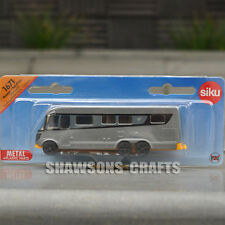 SIKU 1671 DIECAST MODEL CAR TOYS TRAVELLING MOBILE HOME CARAVAN CAMPER VAN