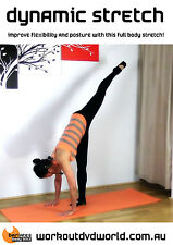 Yoga Stretching EXERCISE DVD - Barlates Body Blitz DYNAMIC STRETCH WORKOUT!