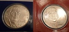 2007 P & D NICKEL SET (2 COINS) *MINT CELLO*  **FREE SHIPPING**