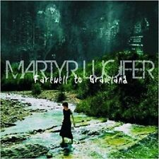 MARTYR LUCIFER - Farewell To Graveland CD