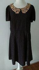 Forever 21+ polka dot dress size 1X