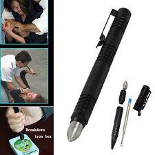 New Tactical Pen Window Glass Breaker Security Emergency Outdoor Survival Tool