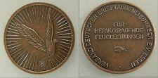 Medalla asociación alemán brieftaubenliebhaber e.V. (33090)