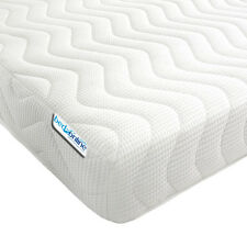European & IKEA Size Orthopaedic Memory Foam 4ft6 double Mattress16 cm Deep