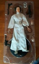 Sideshow Hot Toys Custom Kitbashed 1/6 Star Wars Princess Leia Organa Exclusive