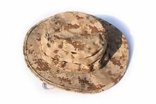 NWT NWU Type II Navy Seal AOR1 desert marpat Boonie Hat SUN COVER size MEDIUM