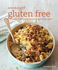 Weeknight Gluten Free by Kristine Kidd (2014, Paperback)