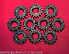 10 x 16 TOOTH STARTER GEAR REPLACES BRIGGS & STRATTON 693059, 695708 & 280104